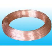 Quality Refrigeration Copper Tube For Wire-Tube Condenser 4 * 0.7 mm for sale