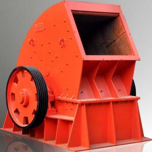 Quality 15TPH Cement Hammer Mill Crusher With Large Capacity Feeding Size 1500mm for sale