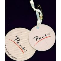Quality die cutting hang tag for sale