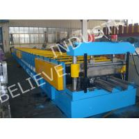 Quality Casstte Type Metal Floor Decking Roll Forming Machine - YX76-344-688 for sale