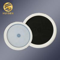 China Disc Aerator Diffuser for Oxygenated Aeration EPDM Silicone Membrane Material on sale