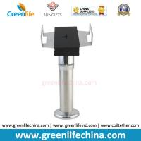 Quality Flexible Display Plate Stainless Steel Pole Suit for Different Size Pinpad Security Display Holder for sale