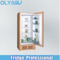 Quality OLYAIR 2014 SINGLE DOOR BUILT IN REFRIGERATOR BD-114 OUTSIDE CONDENSER for sale
