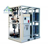 Outlet Capacity 3 T Deionized Water Purification System Laboratory Type