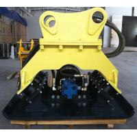 Powerful Compaction Hydraulic Compactors For Excavators With Overload Protection