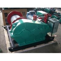 China Electric Wire Rope Winch,Electric Winch on sale