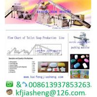 Buy cheap Toilet Soap Production Line --- Toilet Soap Making Machine from wholesalers