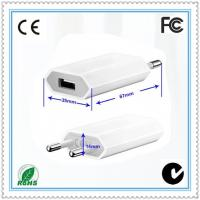Best colorful mini wall charger for iphone3/4/5 small business idea wholesale