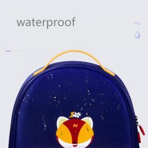 Quality NHZ021-18 rocket series waterproof primary school kindergarten school bag for sale