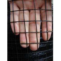 Quality Green 4 Inch Square Welded Wire Mesh , Hot Dip Galvanized Wire Netting for sale