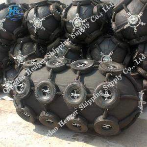 China Tire Cord 80kPa Pneumatic Inflatable Rubber Fender on sale