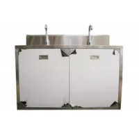 Quality Customized Stainless Steel 304 Clean Room Equipments Medical Hand Wash Sink for sale
