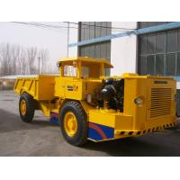 Quality LPDT Load Haul Dump Truck Underground Mining Loader  LHD Mining Equipment AJK-5 for sale