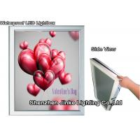 Quality High Resolution Hanging Double Sided LED Light Box Signs For Airport for sale