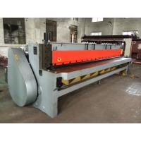 Buy cheap High Speed Gabion Production Line / Gabion Mesh Cutting Machine 7.5kw from wholesalers