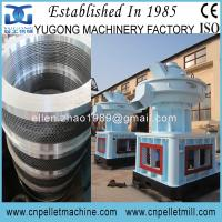 Best CE approved cost effective industrial biomass pellet making machines,biomass pellet mill machine wholesale