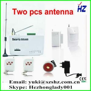 Quality GSM Alarm System Promotion now! HZ Manufacture GSM-5080 Burglarproof Alarm for sale