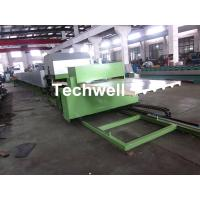 Quality Simple Type PU Sandwich Panel Machine For Insulated Roof / Cold Room CE for sale
