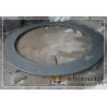 Buy cheap Honed G654 Grey Granite Pool Copings from wholesalers