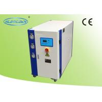 Quality Scroll Compressor Air Cooled Water Chiller CE Certificate Industrial Water Chiller for sale