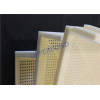 Quality High Standard ABS Plastic Cigarette Filter Loading Tray With Custom Square for sale