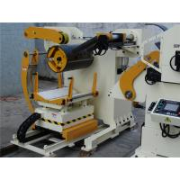 Feeding Line Decoiler Straightener Feeder with Worm Gear Screw Jack Device