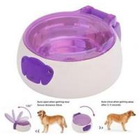 Quality Sensor pet feeder/ auto open and close pet bowl for cats and dogs/ pet food water for sale