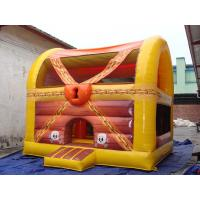 Quality Treasure Box Inflatable Bouncer for sale