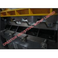 Quality Galvanized and Galvalume Iron Floor Deck Slab Sheet Rolling and Cutting Machine with Strong Steel Roller for sale