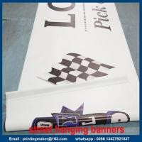 Quality Outdoor Double Sided Print Advertising PVC Vinyl Banner for sale