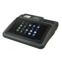 Quality DC9V Restaurant Ordering Machine , Android Pos Terminal With Receipt Printer for sale