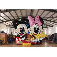 Quality Disney Mickey Minnie Inflatable Bouncer for sale