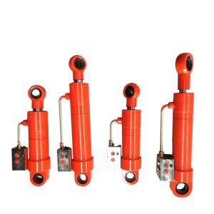 China Piston Rod Mill Custom Hydraulic Cylinders Heavy Duty 50 - 30MM Stroke on sale