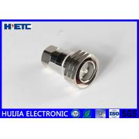 """Quality RF 7/16 DIN Straight Male Connector Telecom Accessories For 1/2"""" Feeder Cable Electronic Parts for sale"""