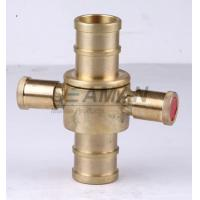 "Quality 1.5"" / 2"" / 2.5"" British Instantaneous John Morris Fire Hose Nozzles / Fire Hose Fittings Couplings for sale"
