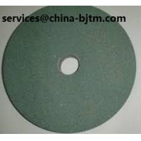 China 450x40x203Green silicon carbide grinding wheel on sale