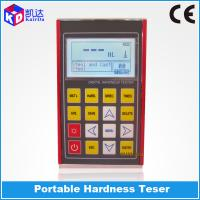 Quality factory portable hardness tester for sale