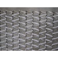 Quality wire mesh conveyor belts balanced mesh belts stainless steel Compound balanced belt for sale