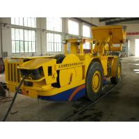 Quality Electric LHD Rock Breaker Machine Underground Mining Loader ADCY-2 for sale