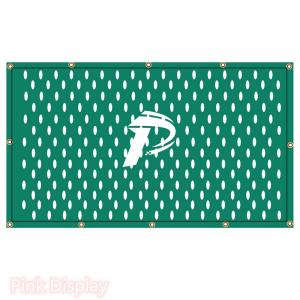 Quality 2'X3' Rectangle Banner Flags for sale