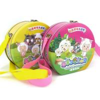 Quality Lunch Tin box for DVD pack for sale