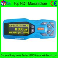 Quality 2015 China Best Supplier For Roughness Tester / Portable Surface Roughness Price Tester for sale