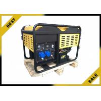 China Small Vibration Gasoline Electric Generator Lower Noise , Dual Fuel Generator 15 Kw on sale