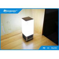 Touch LED Bluetooth Lamp Speaker With TF Card Slot , High Sensitivity