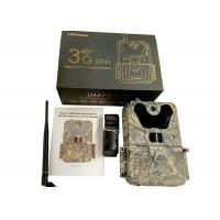 Quality 0.6s Trigger Time 4g Wireless Trail Camera , Outdoor Game Camera Linked To Cell Phone  for sale