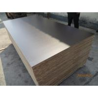 Quality KINGPLUS BRAND FILM FACED PLYWOOD, ONE SIDE ANTI SLIP (HEXAGONAL PATTERN DESIGN), WBP PHE for sale