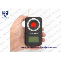 China Smart Anti Spy Wireless Signal Detector 920nm Detecting Wave Distance on sale