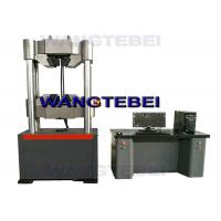 Quality Compressive Modulus Hydraulic Tensile Testing Machine Of Elasticity 1000KN for sale