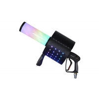 Quality 25W Full Color LED Co2 Confetti Stage Effect Machine for sale