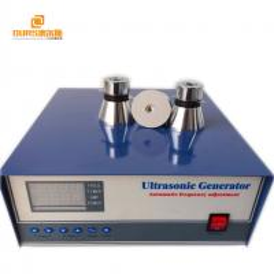 High Power Ultrasonic Cleaner Generator For Ultrasonic Cleaning Machine 1200W